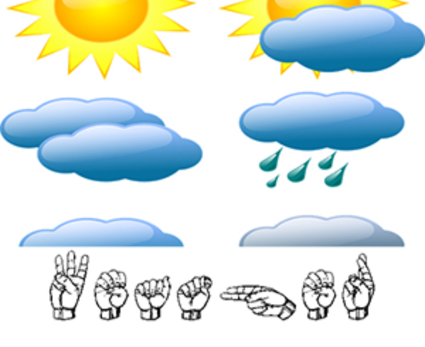 ASL weather